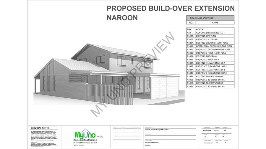 Home Drafting Services